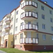 Budynek zlokalizowany przy ulicy Wojska Polskiego 48B