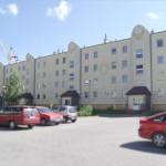 Budynek zlokalizowany przy ulicy Wojska Polskiego 50