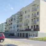 Budynek zlokalizowany przy ulicy Wojska Polskiego 56